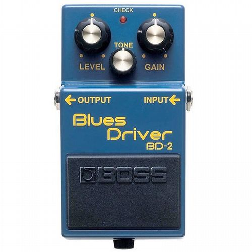 Boss BD-2 Blues Driver Guitar Effects Pedal